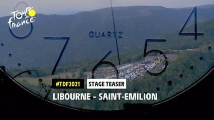 #TDF2021 - Teaser Étape 20 / Stage 20