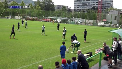 FC Zürich v SC Kriens