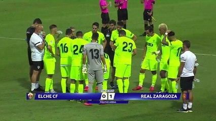 RELIVE: Elche CF v Real Zaragoza