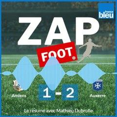Ligue 2 (J1) - Deux visages pour Amiens et une chute (1-2) contre Auxerre
