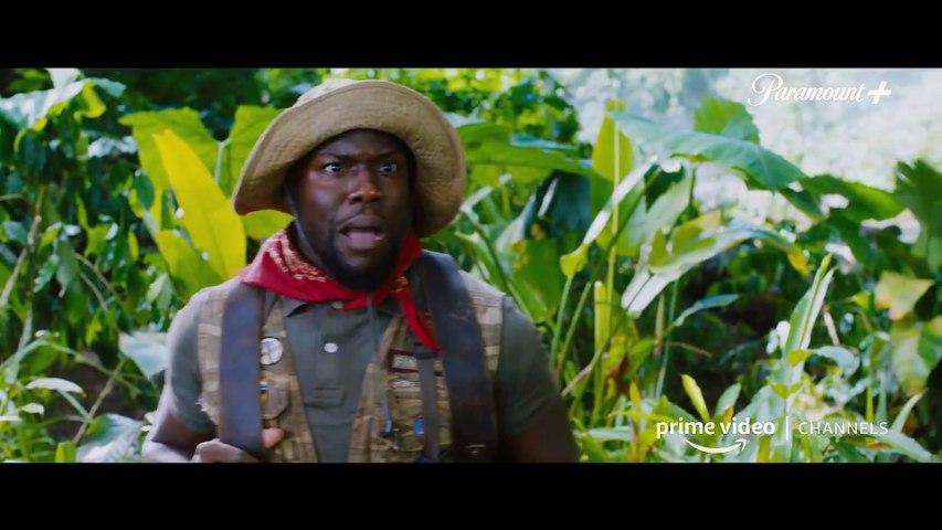 Jumanji Bem-vindo à Selva Trailer