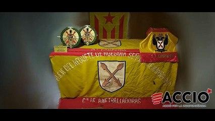 Sabotegen la cripta dedicada als requetès de Montserrat