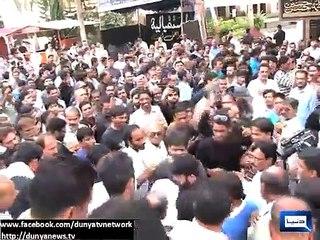Dunya News - Grenade blast near Imambargah in Karachi kills infant