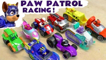 Paw Patrol Mighty Pups Charged Up Racing Competitions in these Family Friendly Full Episode English Funlings Race Challenge Toy Videos for Kids by Kid Friendly Family Channel Toy Trains 4U