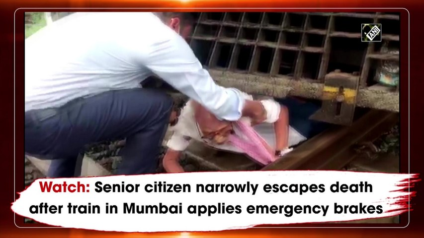Watch: Loco-pilots save senior citizens from jaws of death