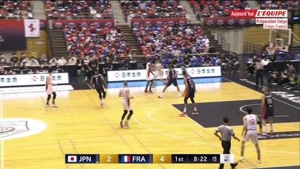 Basket -  : Le replay de Japon-France
