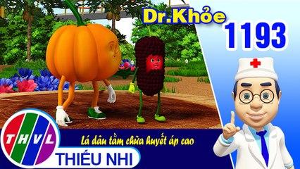 Dr. Khỏe - Tập 1193: Lá dâu tằm chữa huyết áp cao