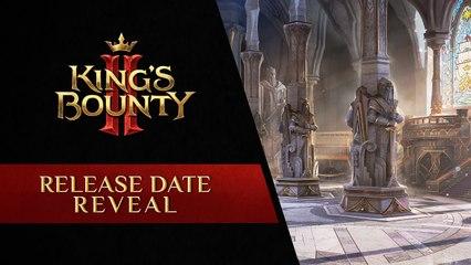 King's Bounty II - Trailer date de sortie