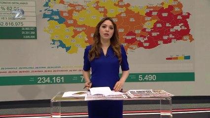 Kanal 7'de Sabah – 18 Temmuz 2021