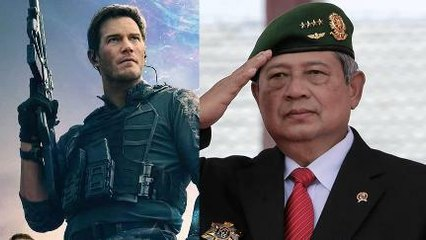 Sosok SBY di Film Hollywood, The Tomorrow War