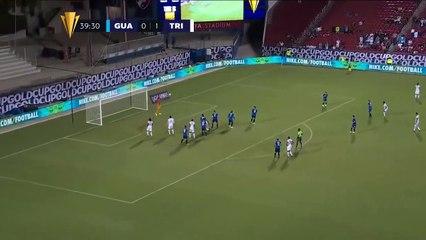 Guatemala 1-1 Trinidad Tobago - Highlights Gold Cup 18-07 - 2021
