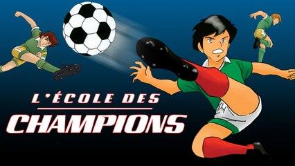 Épisode 32 - Le nouveau challenge - L'École des champions - replay