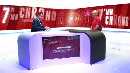 7 Minutes Chrono avec Christian Seux