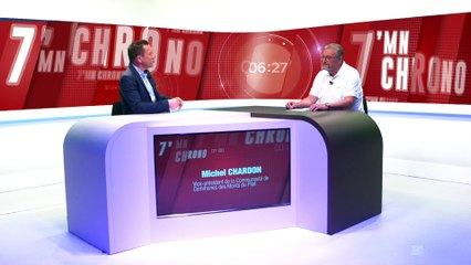 7 Minutes Chrono avec Michel Chardon