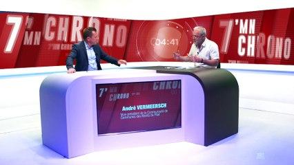 7 Minutes Chrono avec André Vermeersch