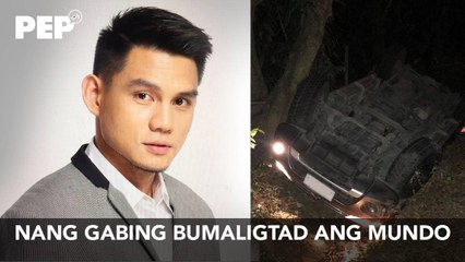 Ervic Vijandre in deadly car accident | PEP