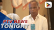 Cusi's camp ready to move forward, prepare for upcoming elections after recent PDP-Laban elections, oathtaking; Pacquiao camp claims elections held were illegal; DPWH conducts final inspection of Estrella-Pantaleon bridge before its reopening; 2 fixers c