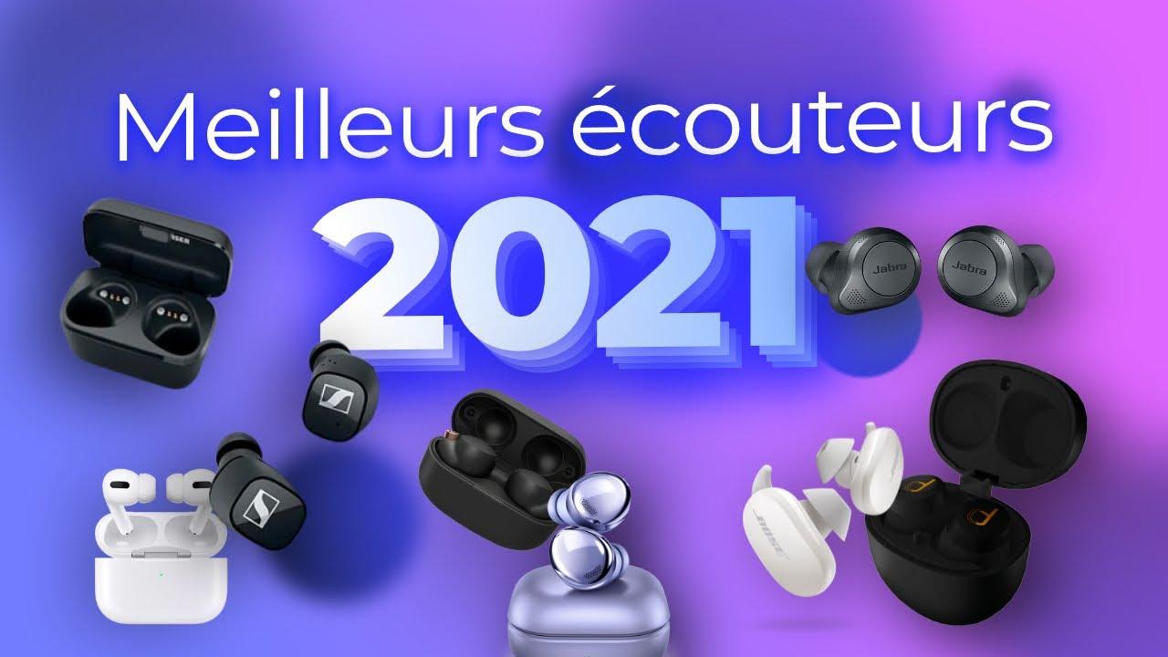 Les MEILLEURS ÉCOUTEURS sans fil à ACHETER en 2021 ! (de 74€ à 279€ !)