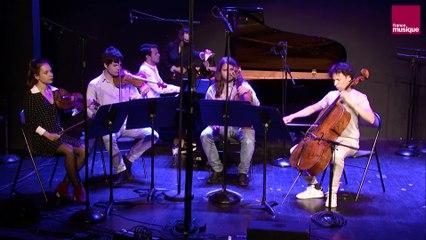 Dvorak : Quintette pour piano et cordes en La Majeur op. 81 I. Allegro ma non tanto
