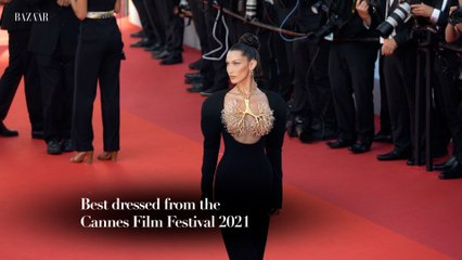 Best dressed from the Cannes Film Festival 2021