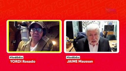 Nos acompaña Jaime Maussan en #YordiEnExa