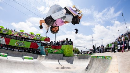 Video Highlights: Best of Sky Brown  Dew Tour Des Moines 2021
