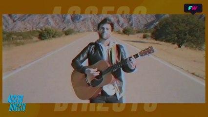 """Vietto estuvo en Acceso Directo hablando de su nuevo lanzamiento """"Regreso"""" y de toda su carrera."""