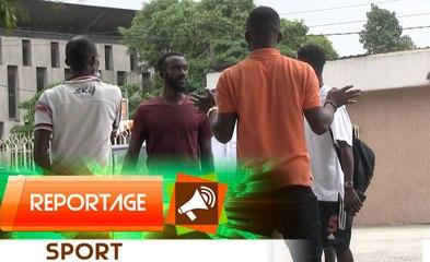 AFRICA SPORTS D'ABIDJAN : Les joueurs débarquent à la FIF pour réclamer leurs salaires
