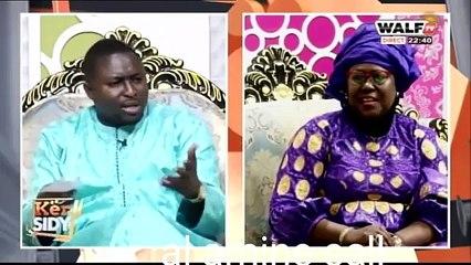 Responsabilité de Macky Sall sur la 3e vague de COVID : la réponse de Adji Mergane Kanouté