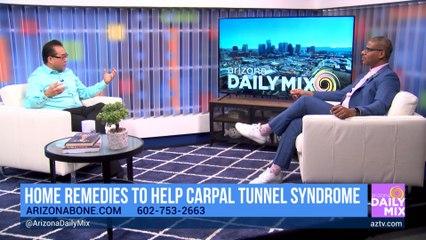 Arizona State Orthopaedics on Carpal Tunnel Syndrome