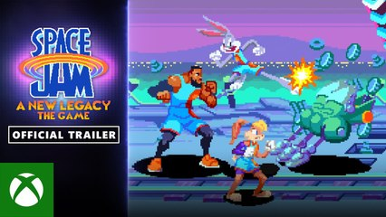 Space Jam: A New Legacy The Game - Trailer de gameplay