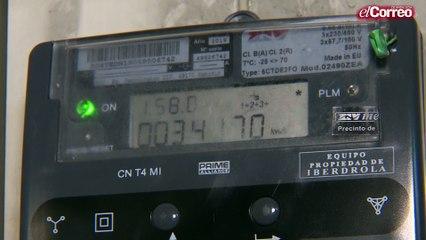 La luz toca su segundo precio más caro de la historia con 101,82 euros por MWh