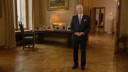 Le discours du Roi à l'occasion de la fête natioanle