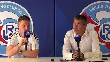 Kevin Gameiro explique pourquoi il n'a pas signé à Marseille