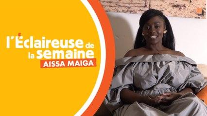 """Aïssa Maïga nous parle de """"Marcher sur l'eau"""""""