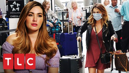 Stephanie finalmente viaja a Australia | Todo en 90 Días: Antes del Viaje | TLC Latinoamérica