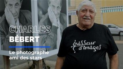 On a rencontré Charles Bébert, le photographe niçois ami des stars