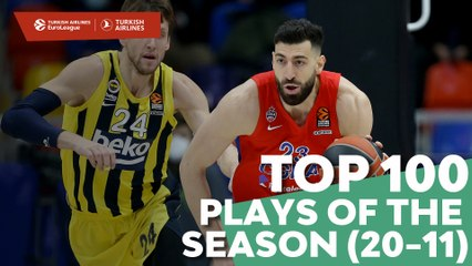 Top 100 Plays of the Season (20-11)