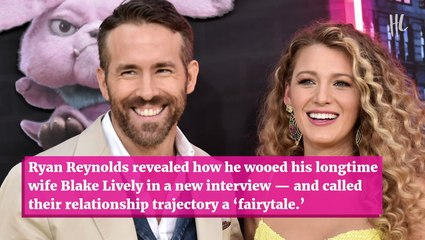Ryan Reynolds Admits He Was 'Begging' Blake Lively 'To Sleep With' Him Before Dating