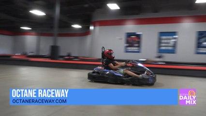 It's a Race to Fun at Octane Raceway!