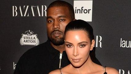 Kim Kardashian & Kanye West Reunite 5 Months After Divorce Filing
