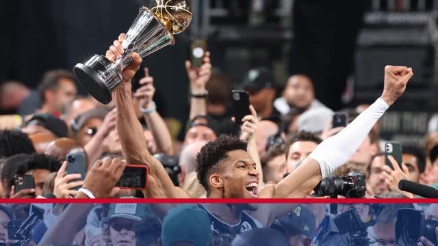 Breaking News – Giannis Antetokounmpo leads Milwaukee Bucks to NBA championship