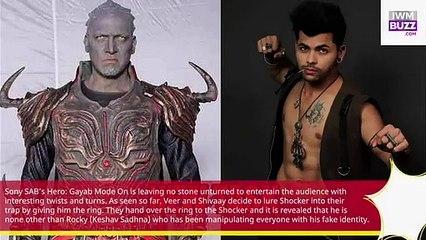 Hero Gayab Mode On spoiler alert Shivaay decides to bring dead Dansh back