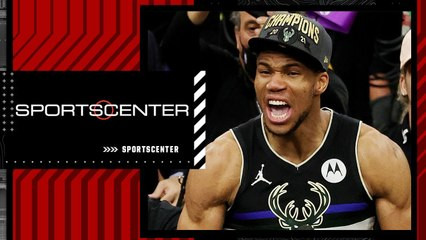 Giannis Antetokounmpo put up an 'iconic'NBAFinals for Bucks