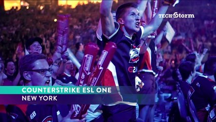 Counterstrike ESL One New York