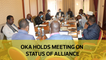 OKA holds meeting on status of alliance