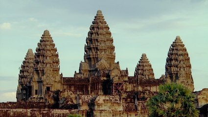 Así era Angkor, la ciudad perdida en la selva