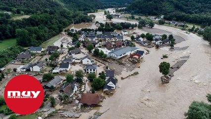 Inundaciones en Alemania: ¿la culpa es del cambio climático?