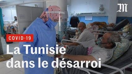 La Tunisie dans le désarroi face à la rescrudescence des cas de Covid-19