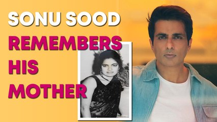 Sonu Sood remembers his mother on her birth anniversary